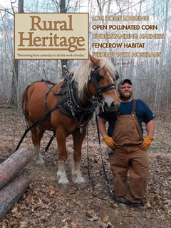 Rural Heritage Aug/Sep 14